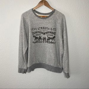 Levi's   Levi Strauss Sweatshirt